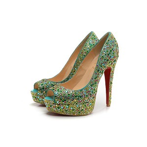 Wholesale Christian Louboutin 14 Centimeter High Heels 1007