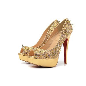 Wholesale Christian Louboutin 14 Centimeter High Heels 1034