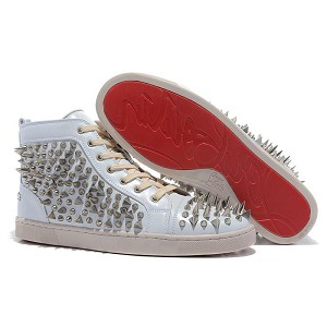 Wholesale Christian Louboutin Mens High Tops 1005