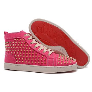 Wholesale Christian Louboutin Mens High Tops 1006