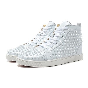 Wholesale Christian Louboutin Mens High Tops 1007