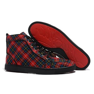 Wholesale Christian Louboutin Mens High Tops 1009