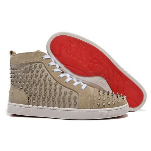 Wholesale Christian Louboutin Mens High Tops 1011