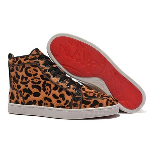 Wholesale Christian Louboutin Mens High Tops 1014