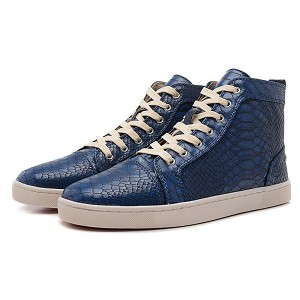 Wholesale Christian Louboutin Mens High Tops 1015