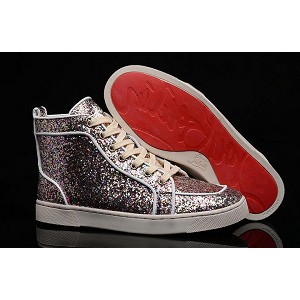 Wholesale Christian Louboutin Mens High Tops 1016