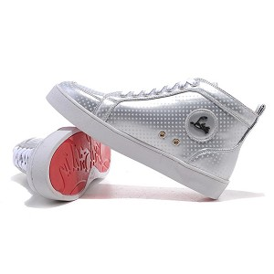 Wholesale Christian Louboutin Mens High Tops 1017