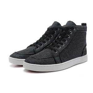 Wholesale Christian Louboutin Mens High Tops 1018
