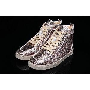Wholesale Christian Louboutin Mens High Tops 1020