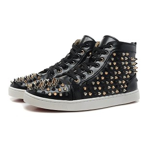 Wholesale Christian Louboutin Mens High Tops 1023