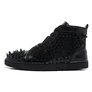 Wholesale Christian Louboutin Mens High Tops 1025