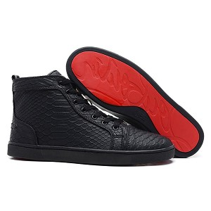 Wholesale Christian Louboutin Mens High Tops 1028