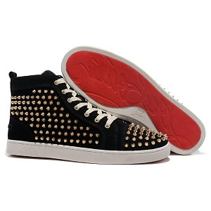 Wholesale Christian Louboutin Mens High Tops 1030