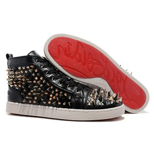 Wholesale Christian Louboutin Mens High Tops 1035