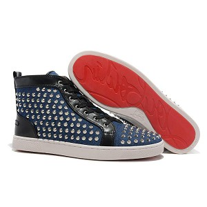 Wholesale Christian Louboutin Mens High Tops 1037