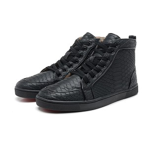Wholesale Christian Louboutin Mens High Tops 1039