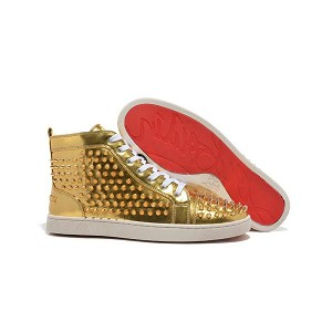 Wholesale Christian Louboutin Mens High Tops 1043