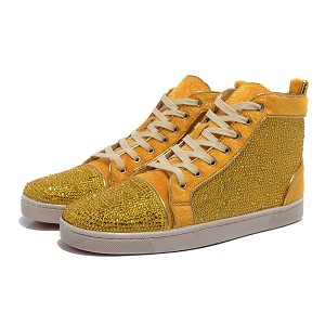 Wholesale Christian Louboutin Mens High Tops 1050
