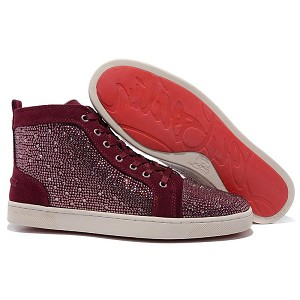 Wholesale Christian Louboutin Mens High Tops 1053