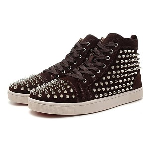 Wholesale Christian Louboutin Mens High Tops 1055