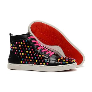 Wholesale Christian Louboutin Mens High Tops 1057