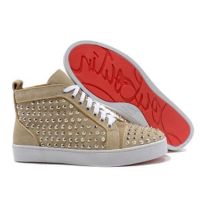 Wholesale Christian Louboutin Mens High Tops 1058