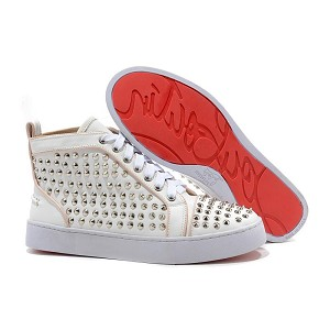 Wholesale Christian Louboutin Mens High Tops 1060