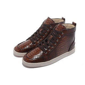 Wholesale Christian Louboutin Mens High Tops 1061