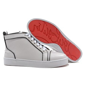 Wholesale Christian Louboutin Mens High Tops 1063