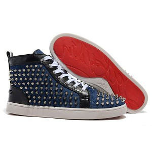 Wholesale Christian Louboutin Mens High Tops 1066