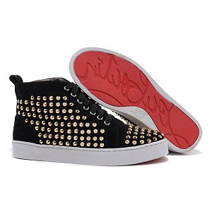 Wholesale Christian Louboutin Mens High Tops 1067