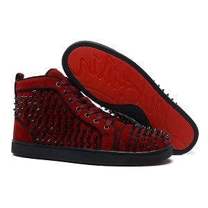 Wholesale Christian Louboutin Mens High Tops 1076