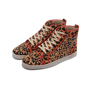 Wholesale Christian Louboutin Mens High Tops 1078