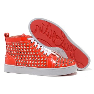 Wholesale Christian Louboutin Mens High Tops 1080