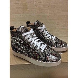 Wholesale Christian Louboutin Mens High Tops 1105