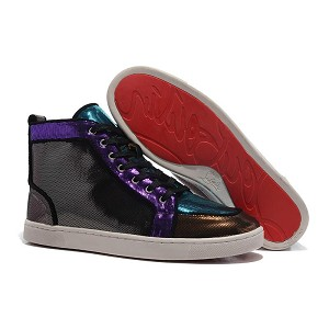 Wholesale Christian Louboutin Womens High Tops 1005