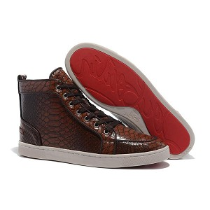 Wholesale Christian Louboutin Womens High Tops 1008