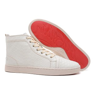 Wholesale Christian Louboutin Womens High Tops 1009