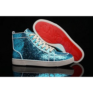 Wholesale Christian Louboutin Womens High Tops 1013