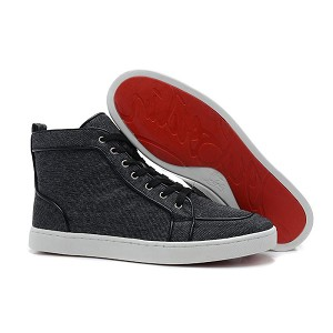 Wholesale Christian Louboutin Womens High Tops 1015