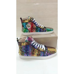 Wholesale Christian Louboutin Womens High Tops 1023