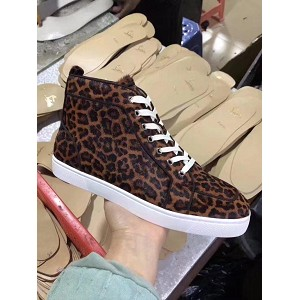 Wholesale Christian Louboutin Womens High Tops 1025
