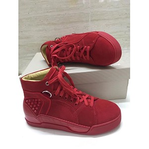 Wholesale Christian Louboutin Womens High Tops 1028