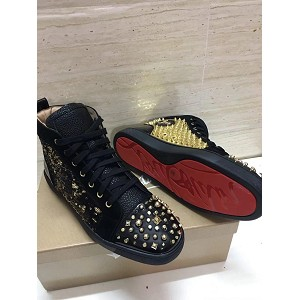 Wholesale Christian Louboutin Womens High Tops 1030