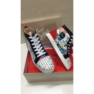 Wholesale Christian Louboutin Womens High Tops 1032