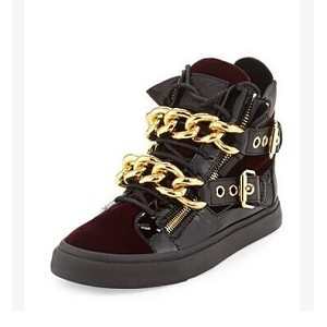 Wholesale Giuseppe Zanotti Mens High Tops 1108