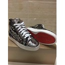 Wholesale Christian Louboutin Mens High Tops 1100