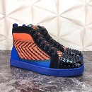 Wholesale Christian Louboutin Mens High Tops 1106